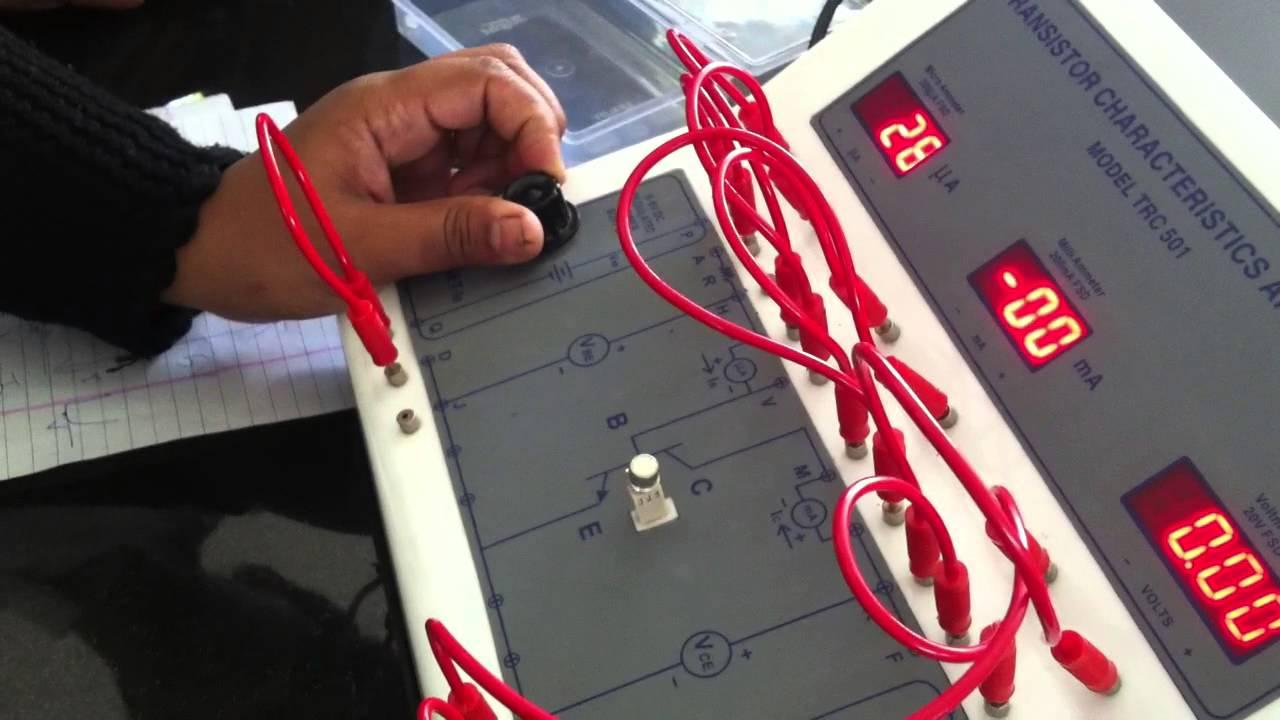 Zener Diode Apparatus n-p-n Transistor