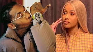 Cardi B UPSET With Offset For Not Helping With Baby Kulture!