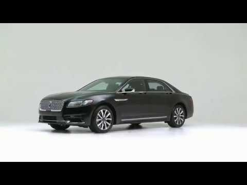 2018 Lincoln Continental Video