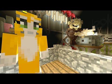 Minecraft Xbox - The Smurfs - Gargamel {6}