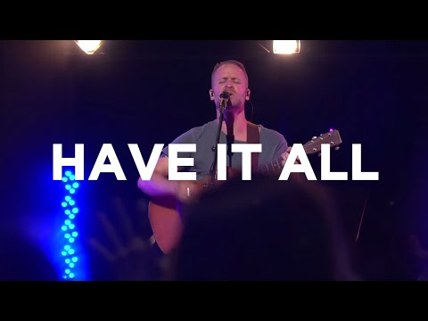 You Can Have it All - Brian Johnson, Bethel Church