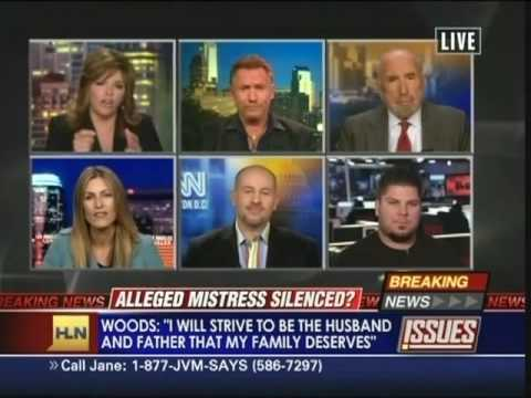 Mike Esterman on CNN s Headline News - 12-3-09 - p1