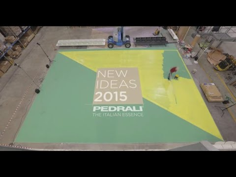 Pedrali New Ideas 2015 - Work in progress