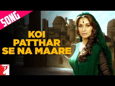 Koi patthar se na maare song aaja nachle madhuri dixit for Koi phool na khilta song download