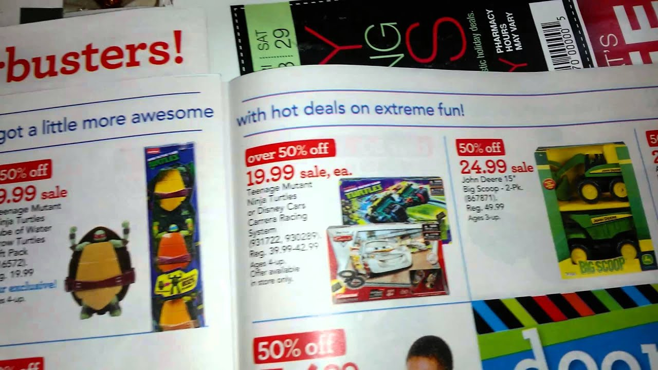 Toy r us black friday youtube for Kmart fishing license