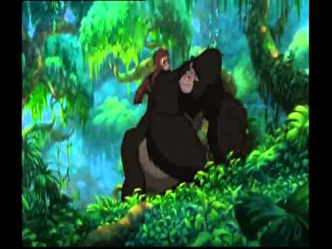 Tarzan - Two Worlds (HD)
