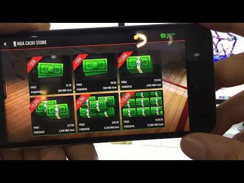 NBA Live Mobile Hack 2017 - How To Get Free Cash & Unlimited Coins For NBA Live Mobile Basketball