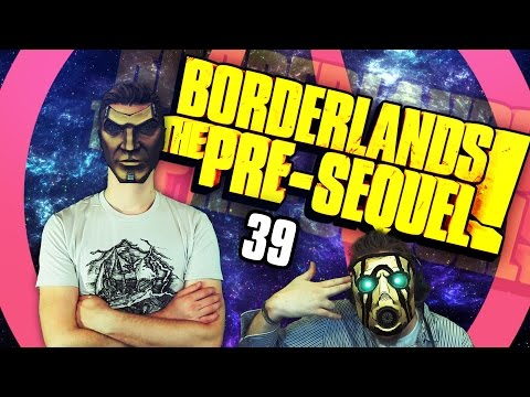 Borderland: The Pre-Sequel - VAULT OF ANNOYING ALIENS! (Part 39)