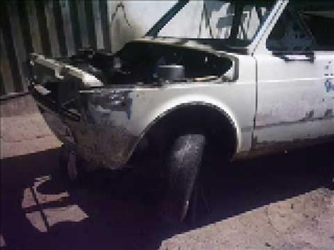 Fiat 127 E3S Proracingcosenza