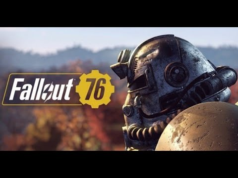 Twitch Live Stream - Fallout 76 - Just Exploring the Top of the World