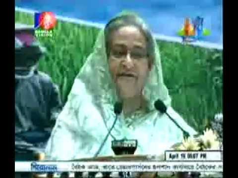 Hasina violates constitution.flv