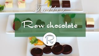 Taller de raw chocolate - Pelu Campos