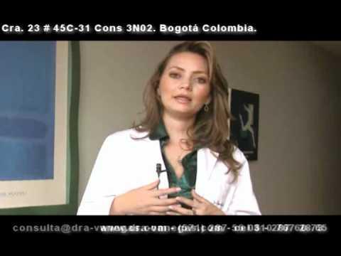 LIPOSUCCION Laser o Lipoescultura con laserlipolisis por la Dra Vanegas en Bogota Colombia