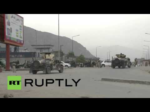 Afghanistan: Several Dead and over 300 injured in Kabul after a suicide attack near US