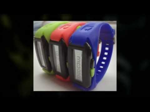 MOVband - Wrist Worn Activity Monitor