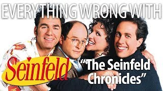 "Everything Wrong With the Seinfeld pilot, ""The Seinfeld Chronicles"""