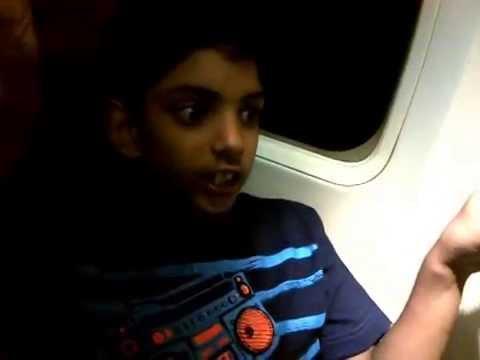 Josh on Spicejet flight - Message for Shaun and Ryan