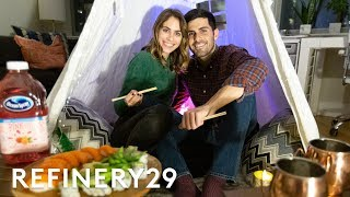 5 Days Of Date Night Ideas   Try Living With Lucie   Refinery29