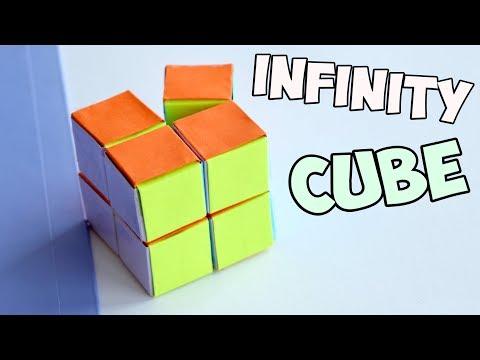 Как сделать кубик рубика своими руками из бумаги 29