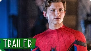 SPIDER-MAN: FAR FROM HOME Trailer 3 German Deutsch (2019)
