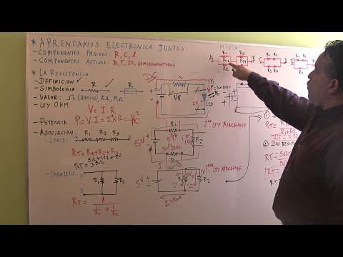 Aprendamos Electronica Juntos - Cap 1 - La Resistencia - Parte 2