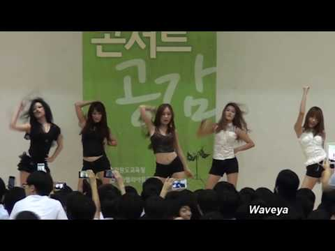 Waveya Korea dance team PSY, k-pop cover sexy performence