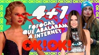 Cara e Kendall BFFs, Taylor Swift vingativa e a traição de Chimbinha