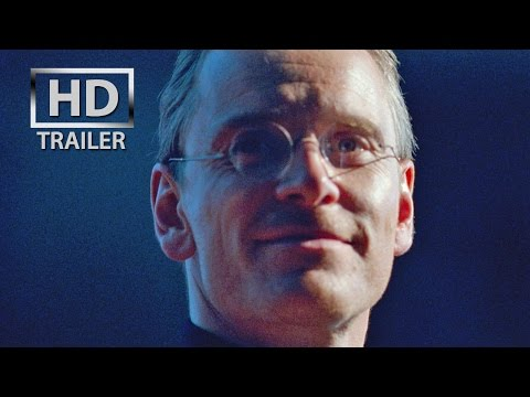 Steve Jobs | official trailer #1 US (2015) Michael Fassbender Danny Boyle