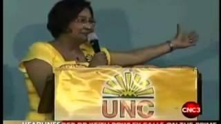 Drunk Prime Minister (Kamla Persad Bissessar)