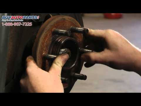 How to Remove a Rusted Wheel Hub - BuyAutoParts.com
