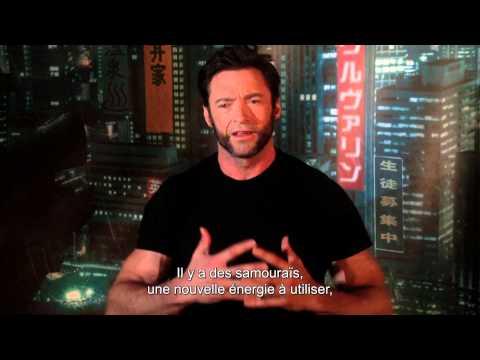 Wolverine : Le Combat de l'Immortel – Chat Twitter avec Hugh Jackman VOST HD