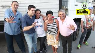 Cajamar Danilo Joan Prefeito  55 - PARQUE MARIA APARECIDA 23 08 16