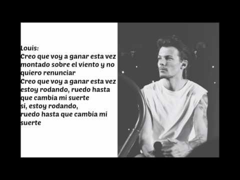 Fireproof - One Direction (Traducida Letra en Español)