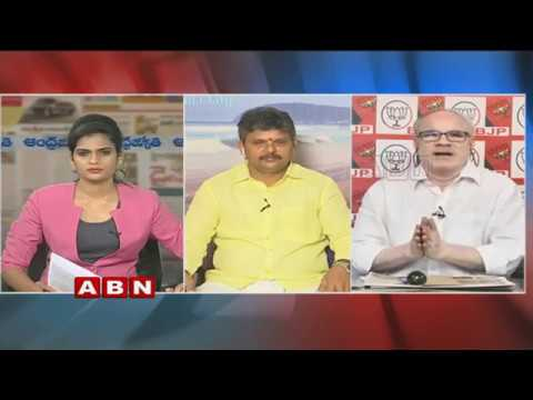 Debate on Clash between Centre and AP Govt over Polavaram Project Land Acquisition | Part 2