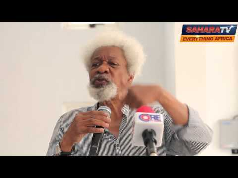 Wole Soyinka Speaks on Military Ambush in Ekiti