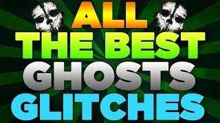 Call of Duty Ghosts Jump Glitch Tutorial - PS3 German / NEW /