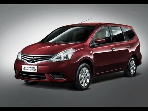 All New Grand Livina 2013 Review - Interior Exterior Performance