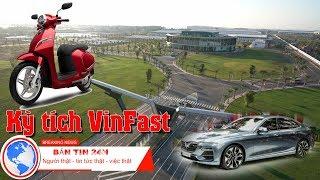 Vinfast Lập 3 Kỷ Lục Thế Giới Mới Trong Ngày Khánh Thành