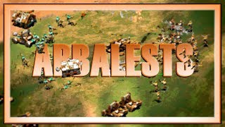 Age of Empires 2 Arbalest DM Overview