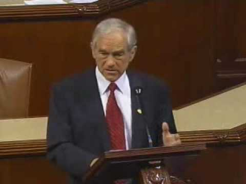 Ron Paul Opposes Insane Budget on House Floor 4/1/09