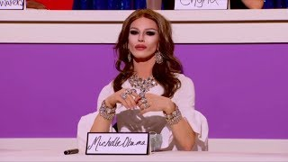 Aquaria as Melania Trump | RuPaul
