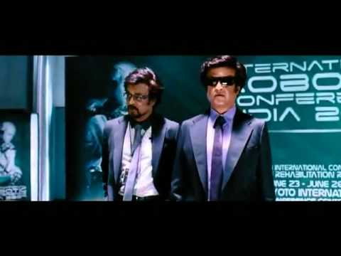 Robot Hindi Trailer Hd Quality  Rajinikanth - Aishwarya Rai video
