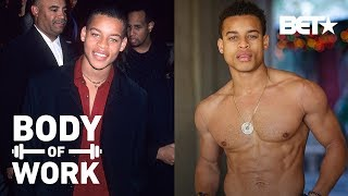 Cousin Skeeter's Robert Ri'chard Reveals His 10 Minute, No Gym Workout Secrets | Body Of Work