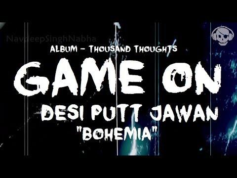 BOHEMIA - 'Desi Putt Jawan' Un-Official HD Video of Song 'Desi Putt Jawan' By