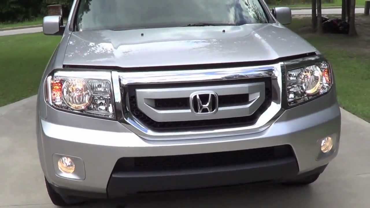2010 honda pilot ex l tour youtube. Black Bedroom Furniture Sets. Home Design Ideas