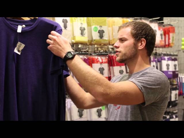 Impossible Shirt Commercial #3 -- Convenient Surprise