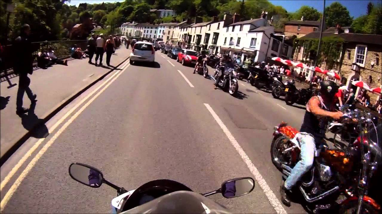 1998 R1 >> 028. Matlock Bath Motorcycle Sunday's - YouTube