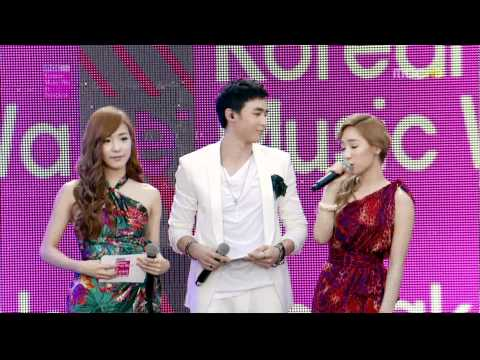 [1080p] 120428 Mbc korean Music Wave In Bangkok - 2pm Cuts And Mc Khun video