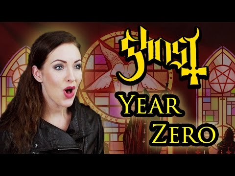Ghost - Year Zero ✝ (Cover by Minniva featuring Quentin Cornet)