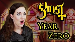 ✝ Ghost - Year Zero (Cover by Minniva featuring Quentin Cornet)